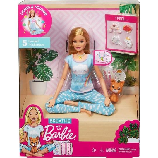 Mattel Barbie Wellness Meditation - Yoga