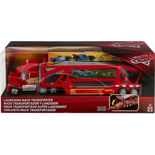 Mattel Disney Cars - Launching Mack Transporter