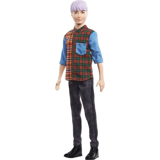 Mattel Barbie Doll - Fashionistas (154)