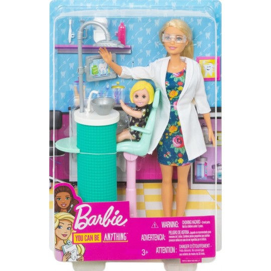 Mattel Barbie: You Can be Anything - Dentist