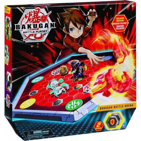 Bakugan Battle Planet - Bakugan Red Battle Arena