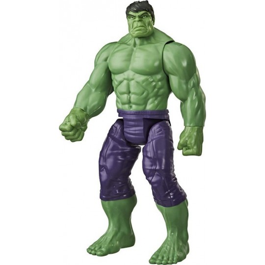 Hasbro Marvel Avengers Blast Gear: Titan Hero Series - Hulk Deluxe Action Figure