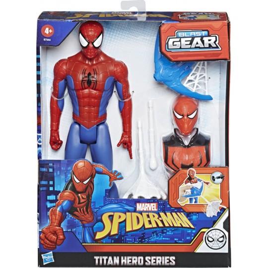 Hasbro Marvel Spider-Man Blast Gear: Titan Hero - Spider-Man