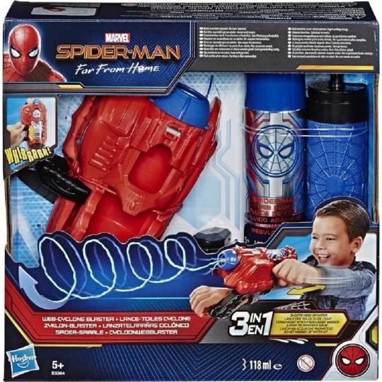 Hasbro Marvel: Spider-Man Far Home - Web Cyclone Blaster 3in1