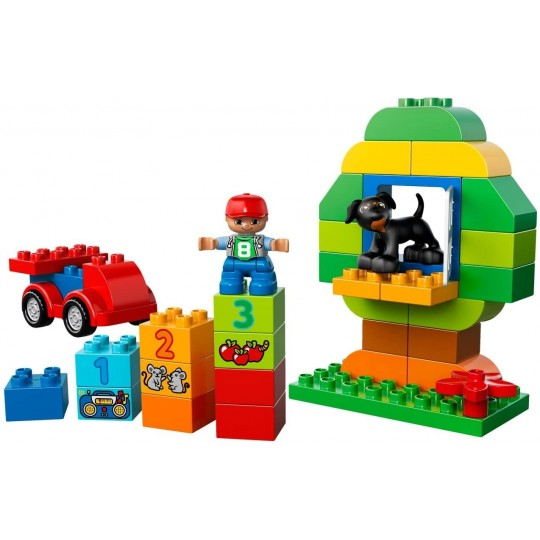 LEGO® DUPLO® Creative Play: All-in-One-Box-of-Fun