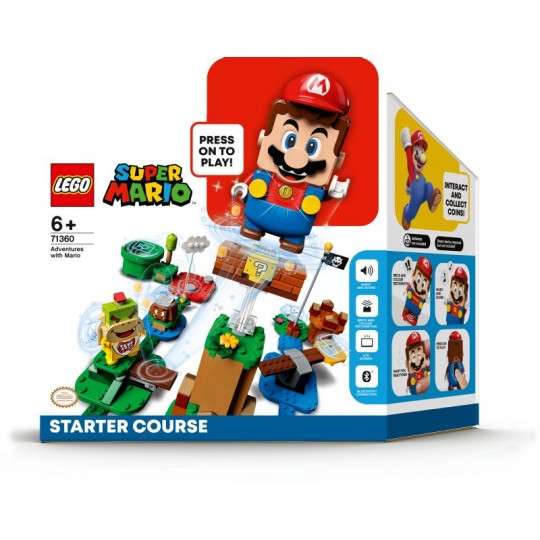 LEGO® Super Mario™: Adventures with Mario Starter Course