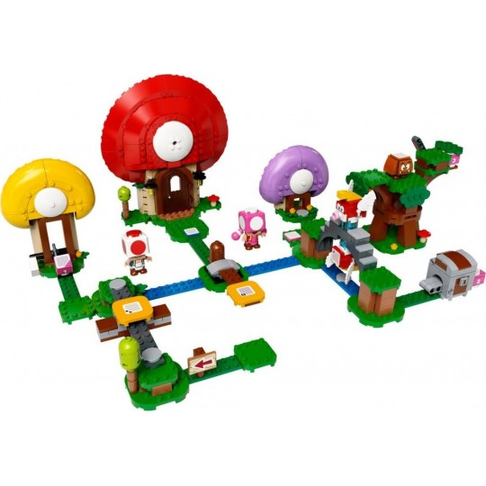 LEGO® Super Mario™: Toads Treasure Hunt Expansion Set