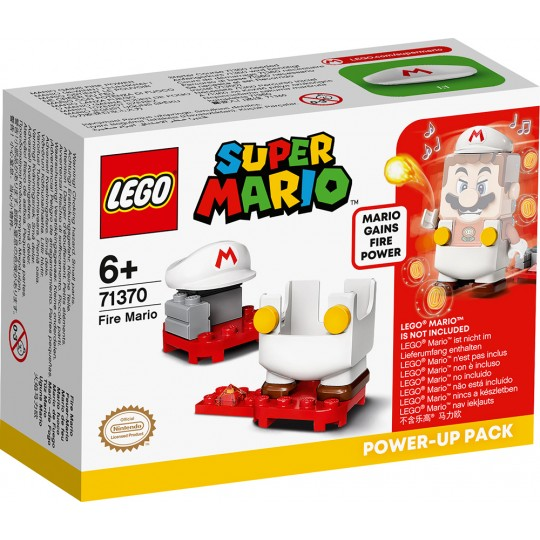 LEGO® Super Mario™: Fire Mario Power - Up Pack