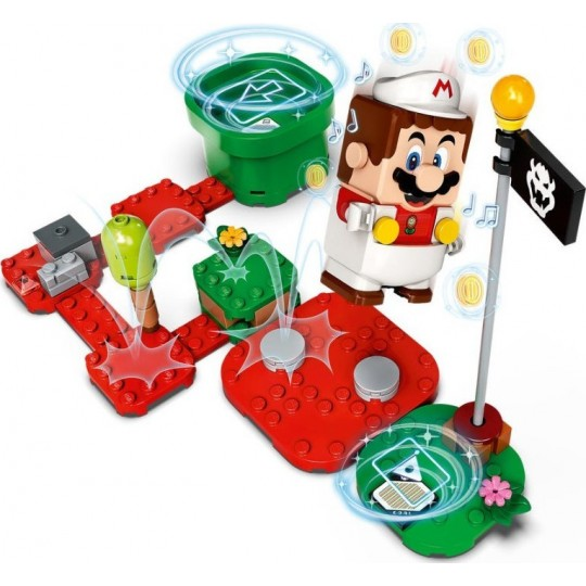 LEGO® Super Mario™: Fire Mario Power - Up Pack