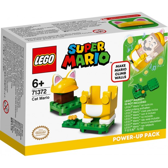 LEGO® Super Mario™: Cat Mario Power - Up Pack