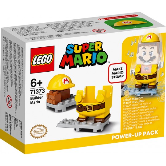 LEGO® Super Mario™: Builder Mario Power - Up Pack