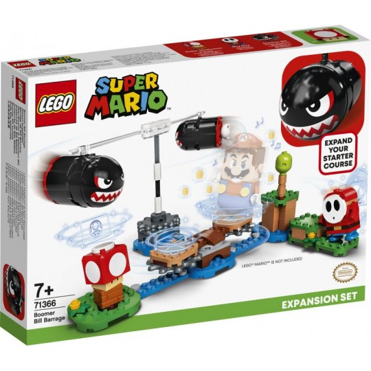 LEGO® Super Mario™: Boomer Bill Barrage Expansion Set