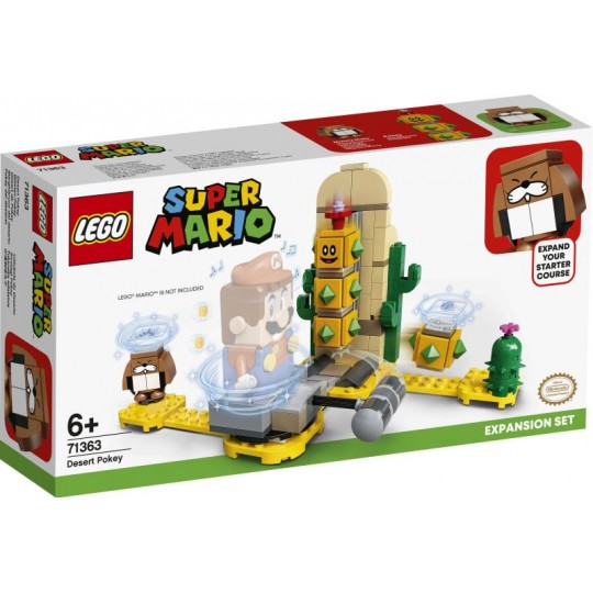 LEGO® Super Mario™: Desert Pokey Expansion Set