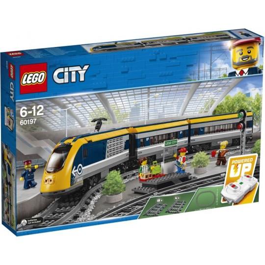 LEGO® City Trains: Passenger Train