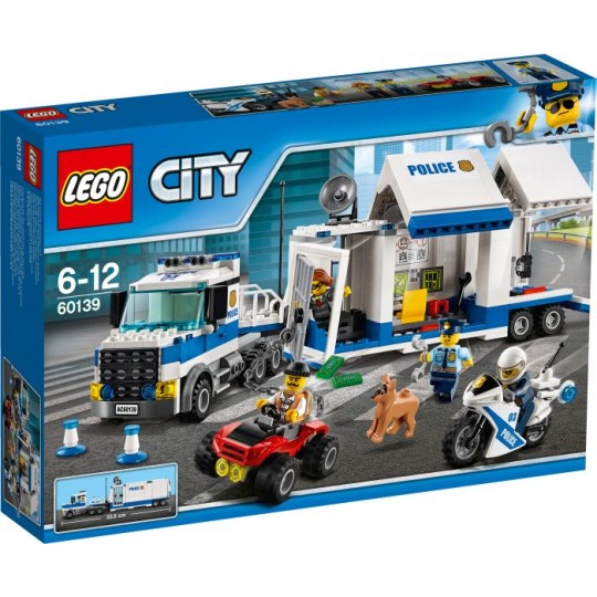 LEGO® City Police: Mobile Command Center
