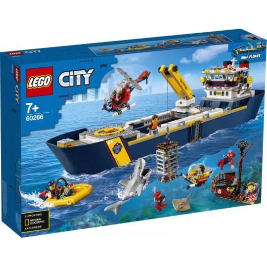 LEGO® City: Ocean Exploration Ship