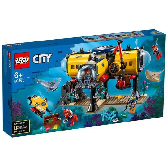 LEGO® City: Ocean Exploration Base
