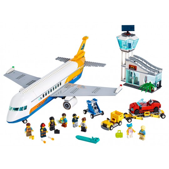 LEGO® City: Passenger Airplane