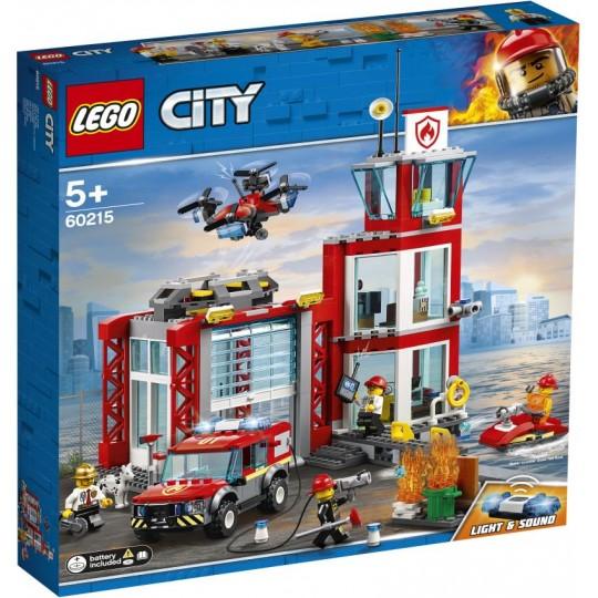 LEGO® City Fire: Fire Station