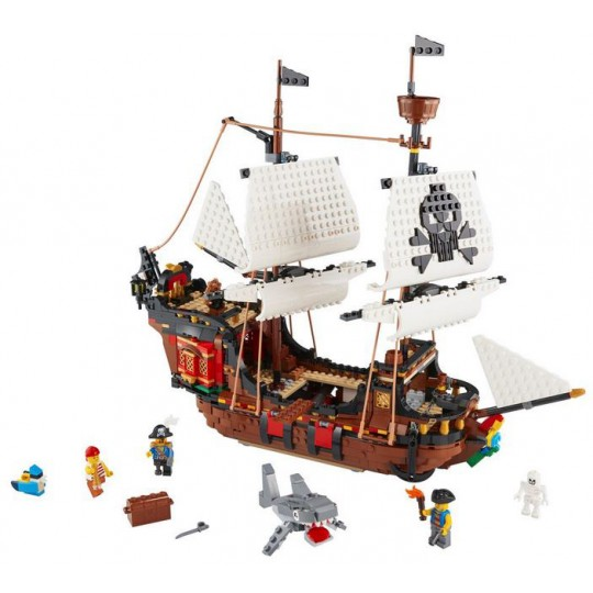 LEGO® Creator: Pirate Ship