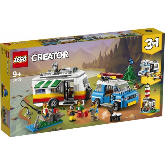 LEGO® Creator: Caravan Family Holiday