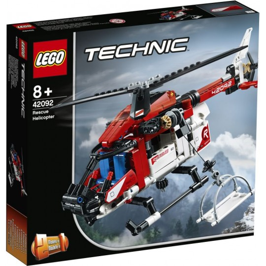 LEGO® Technic™: Rescue Helicopter