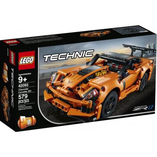 LEGO® Technic™: Chevrolet Corvette ZR1