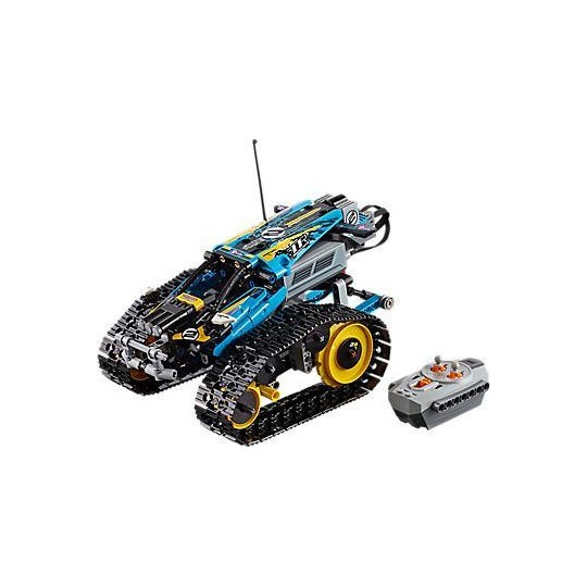 LEGO® Technic™: Remote-Controlled Stunt Racer