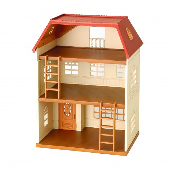 Sylvanian Families: 3 Story House