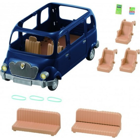 Sylvanian Families: Family Seven Seater