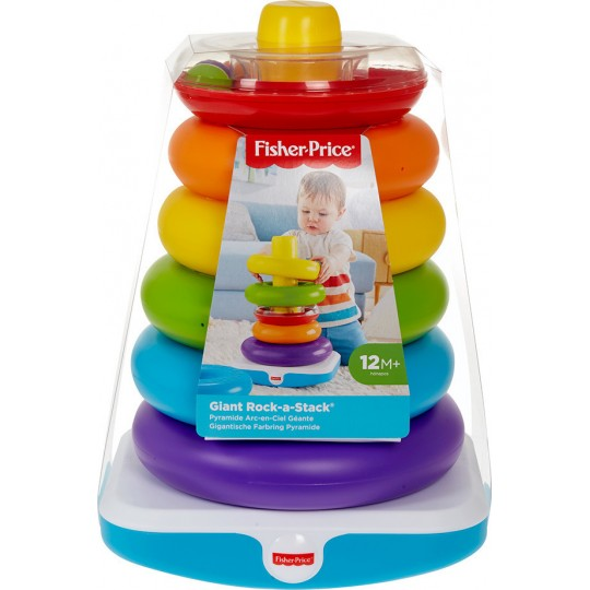 Fisher Price Giant Rock-A-Stack