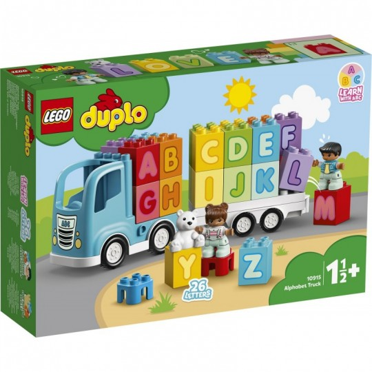 LEGO® DUPLO® My First: Alphabet Truck