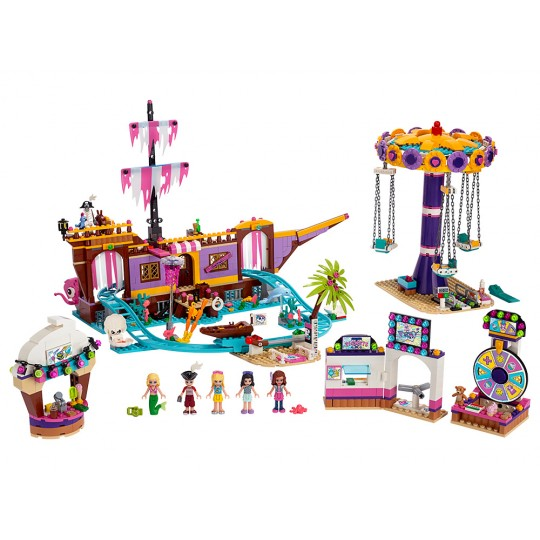 LEGO® Friends: Heartlake City Amusement Pier