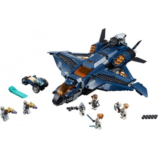 LEGO® Super Heroes: Avengers Ultimate Quinjet