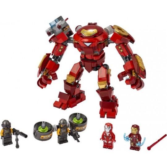 LEGO® Super Heroes: Iron Man Hulkbuster versus A.I.M. Agent