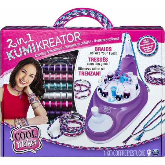 Spin Master Cool Maker 2 in 1 Kumikreator