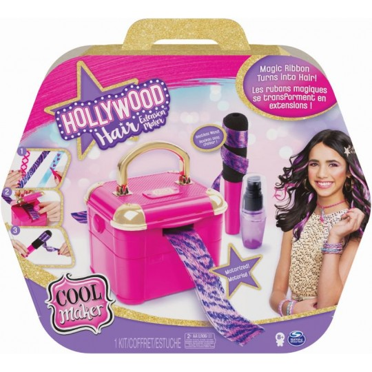 Spin Master Cool Maker Hollywood Hair
