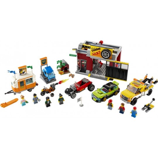 LEGO® City: Tuning Workshop
