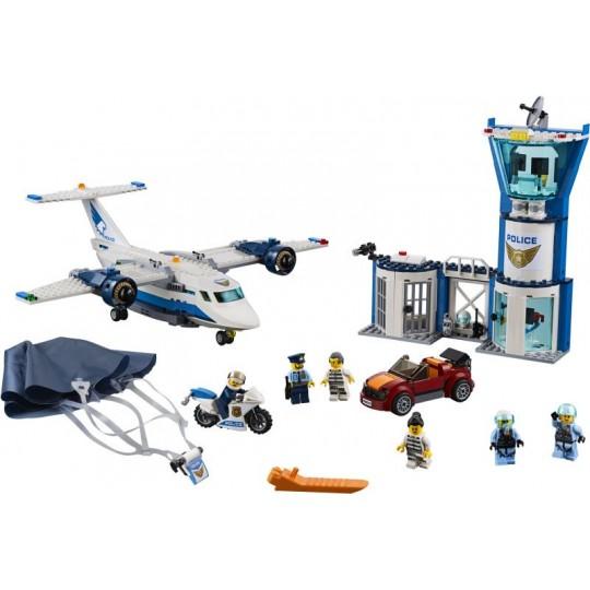 LEGO® City Police: Sky Police Air Base