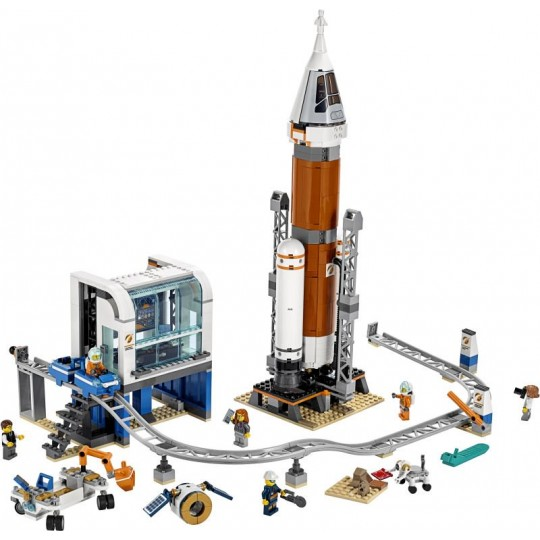 LEGO®City Space Port: Deep Space Rocket and Launch Control