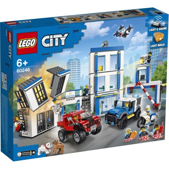 LEGO® City Police: Police Station