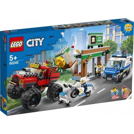 LEGO® City Police: Police Monster Truck Heist