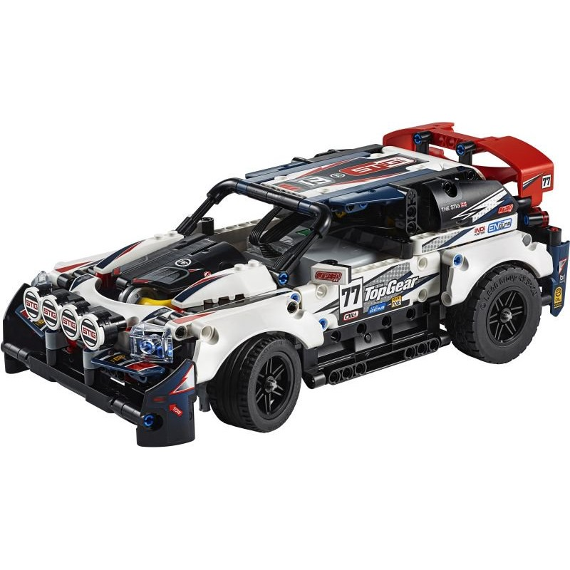 LEGO® Technic™: App-Controlled Top Gear Rally Car