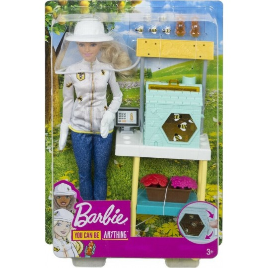 Mattel Barbie: You Can be Anything - Beekeeper