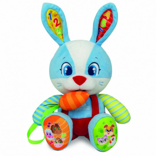 Baby Clementoni Plush Rabbit