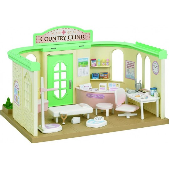 Sylvanian Families: Country Doctor - Clinic