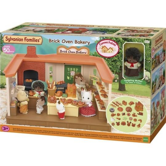 Sylvanian Families: Brick Oven Bakery