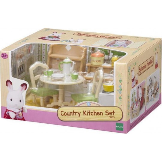 Sylvanian Families: Country Kitchen Set