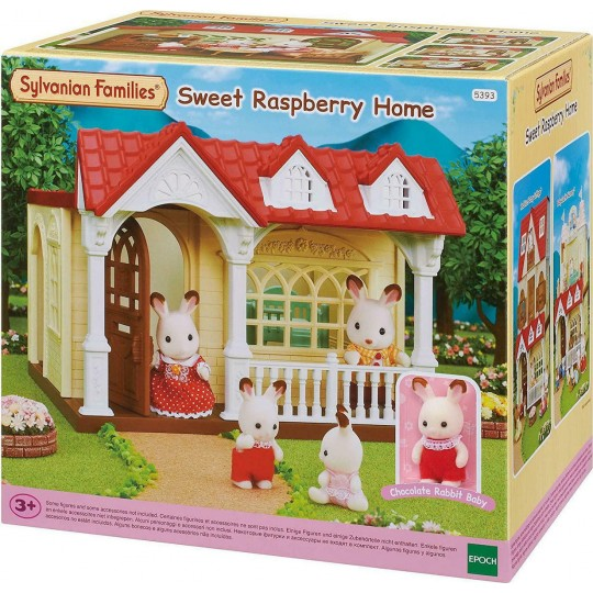 Sylvanian Families: Sweet Raspberry Home