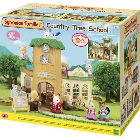 Sylvanian Families: Country Tree School